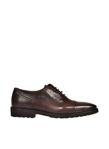 Dr.Flexer 123402 HakıkıDerıErkek Comfort Ayakkabı Kahve Kahve